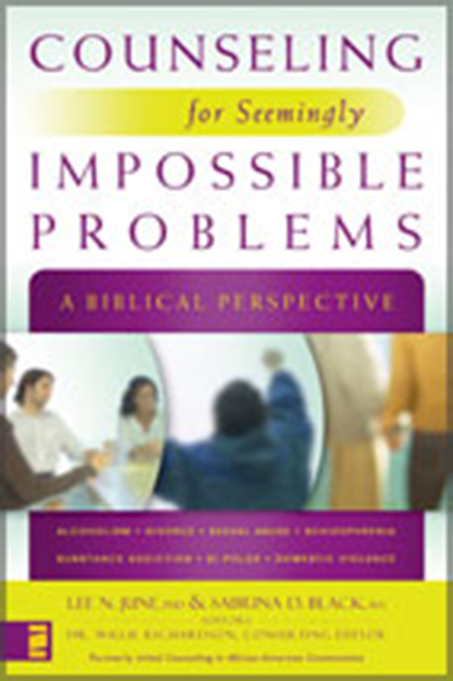 CAAC New Book Cover Seemingly Impossible